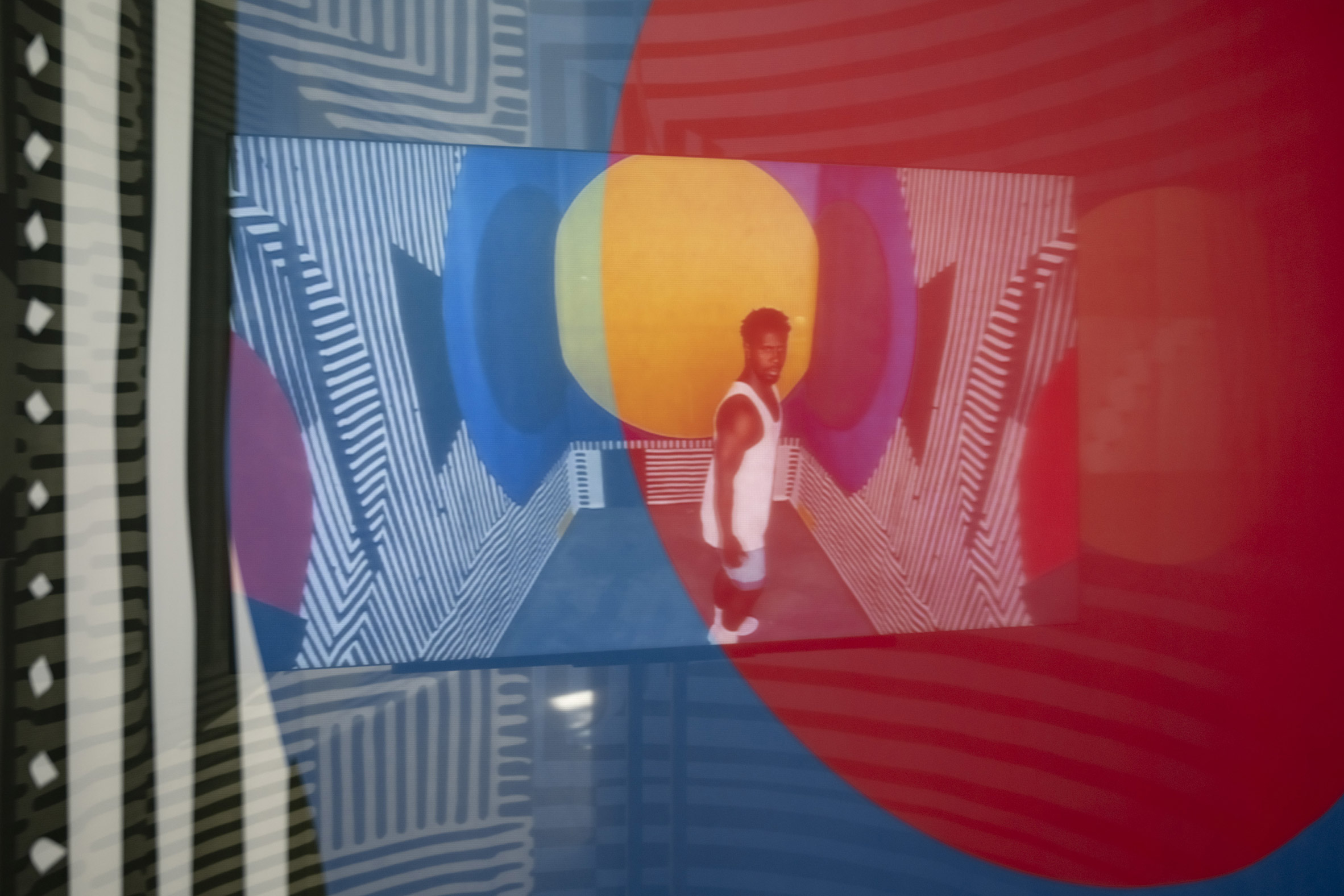 Video performances at the Space of Other in the Dutch Pavilion