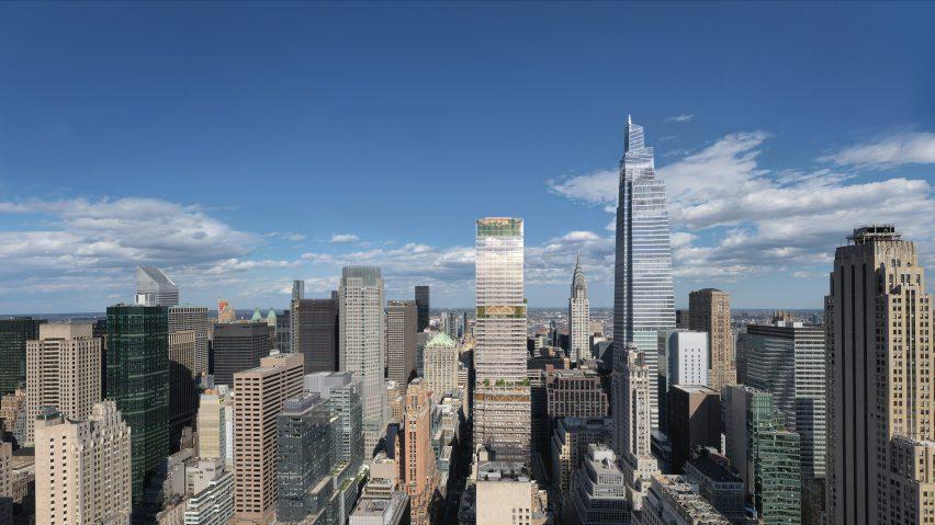 343 Madison Avenue by KPF