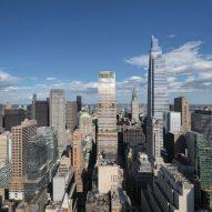Kohn Pedersen Fox plans supertall skyscraper 343 Madison Avenue in New York