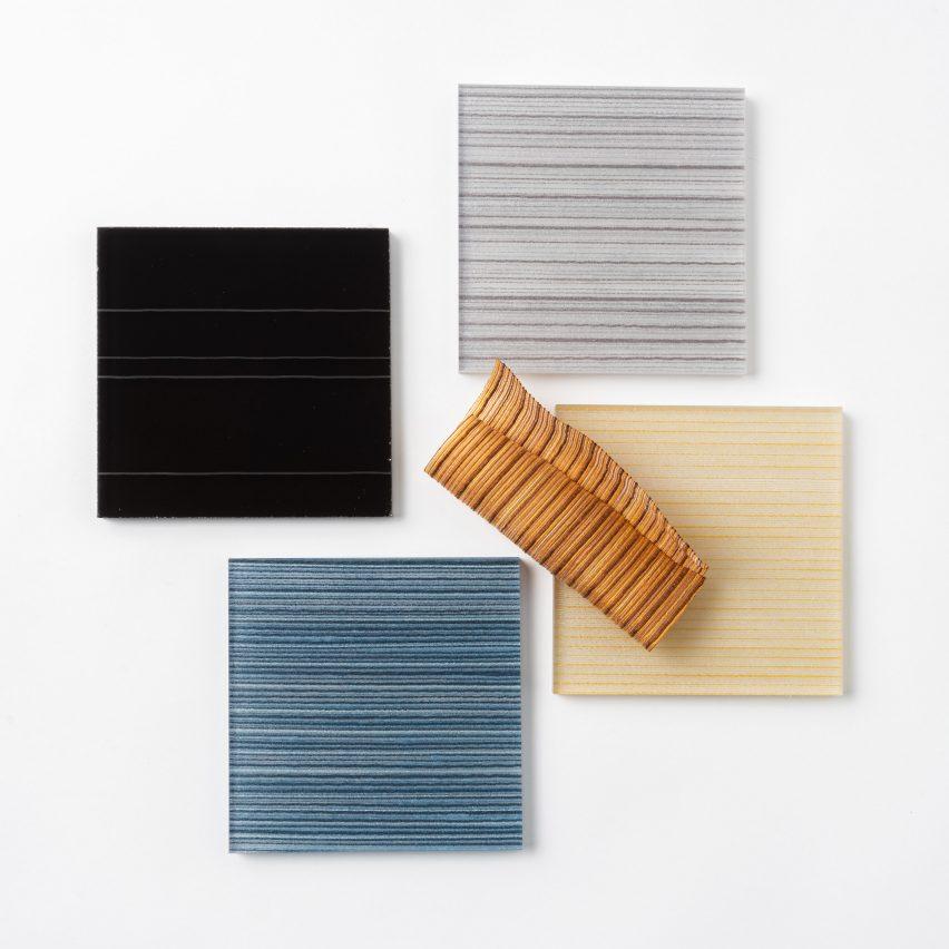 3form Horizon collection