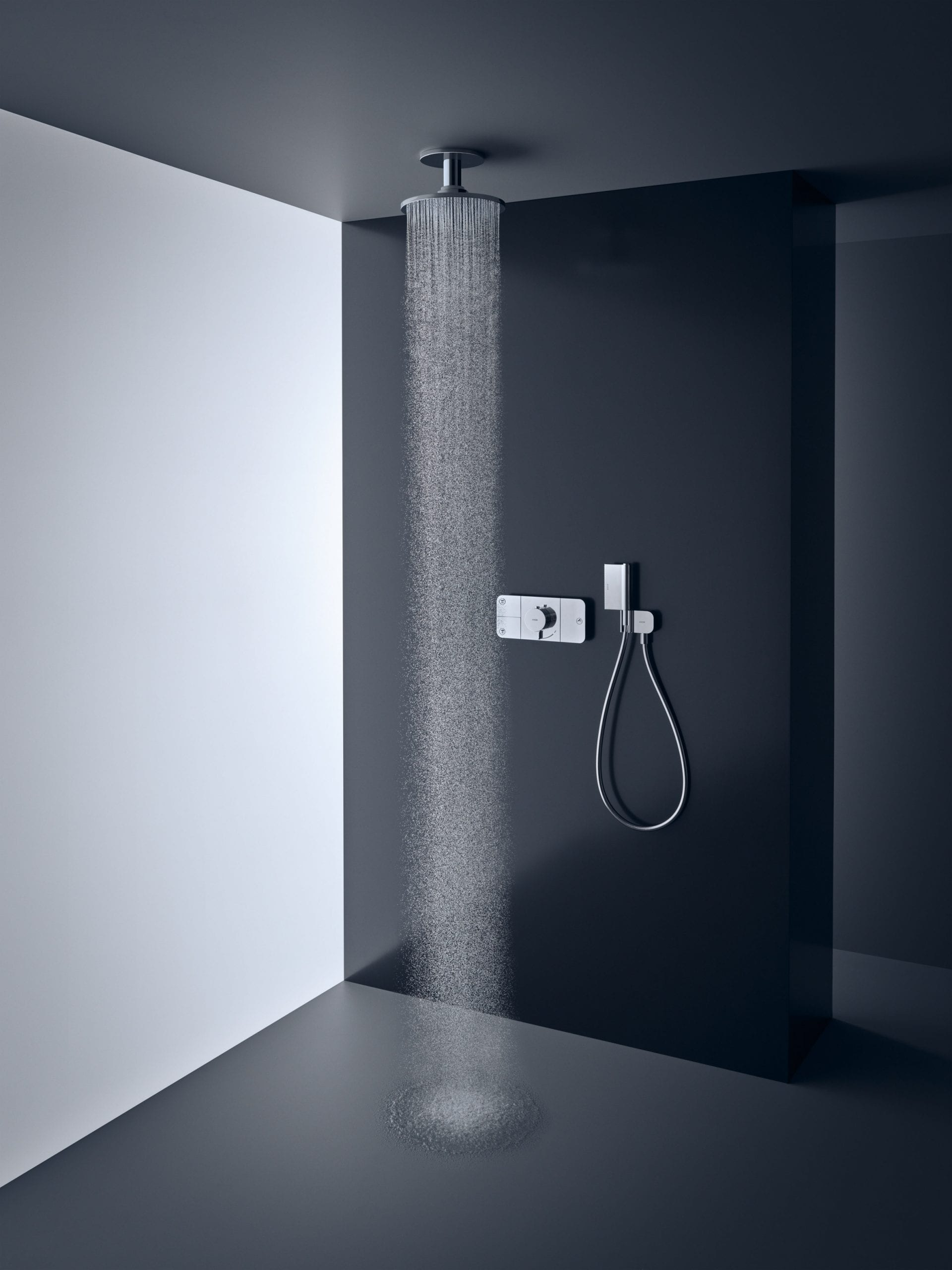 Axor showers by Phoenix Design for Axor