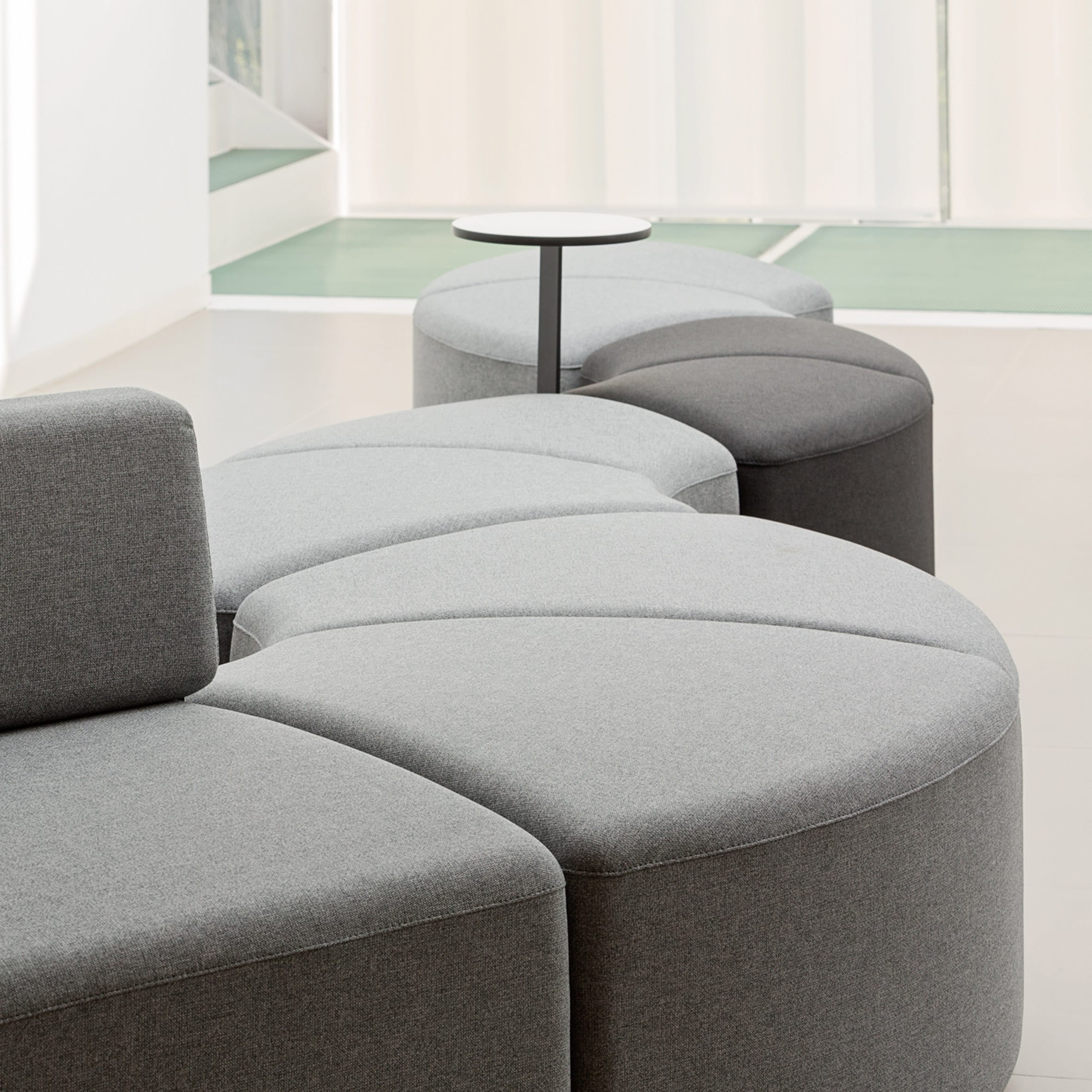 Bend sofa by Stone Designs for Actiu