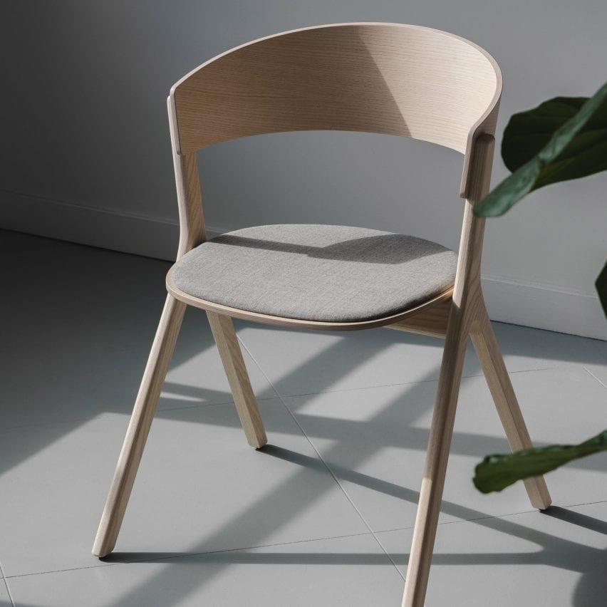 Circus Wood chair by Edits