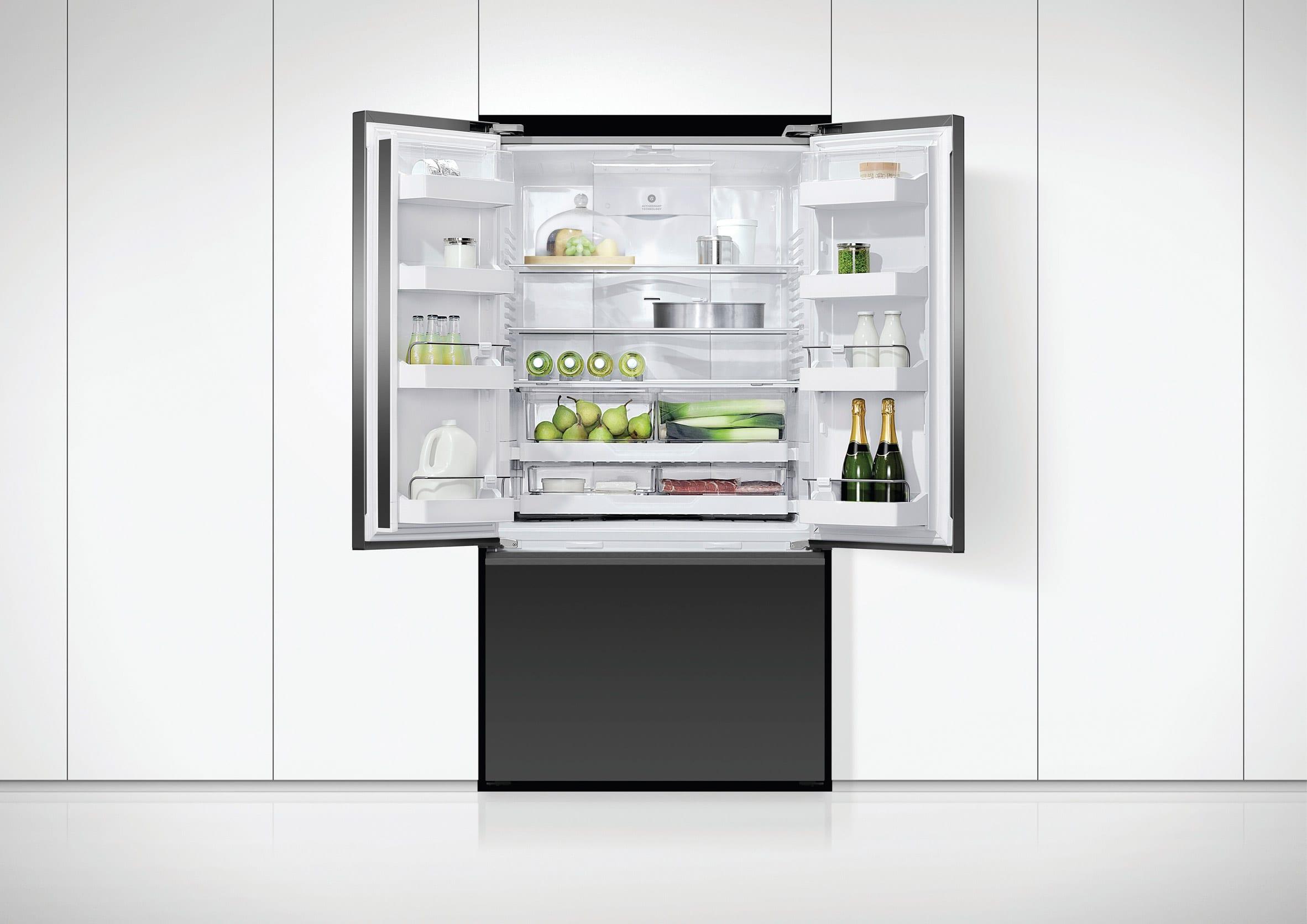 French door fridge freezer by Fisher & Paykel