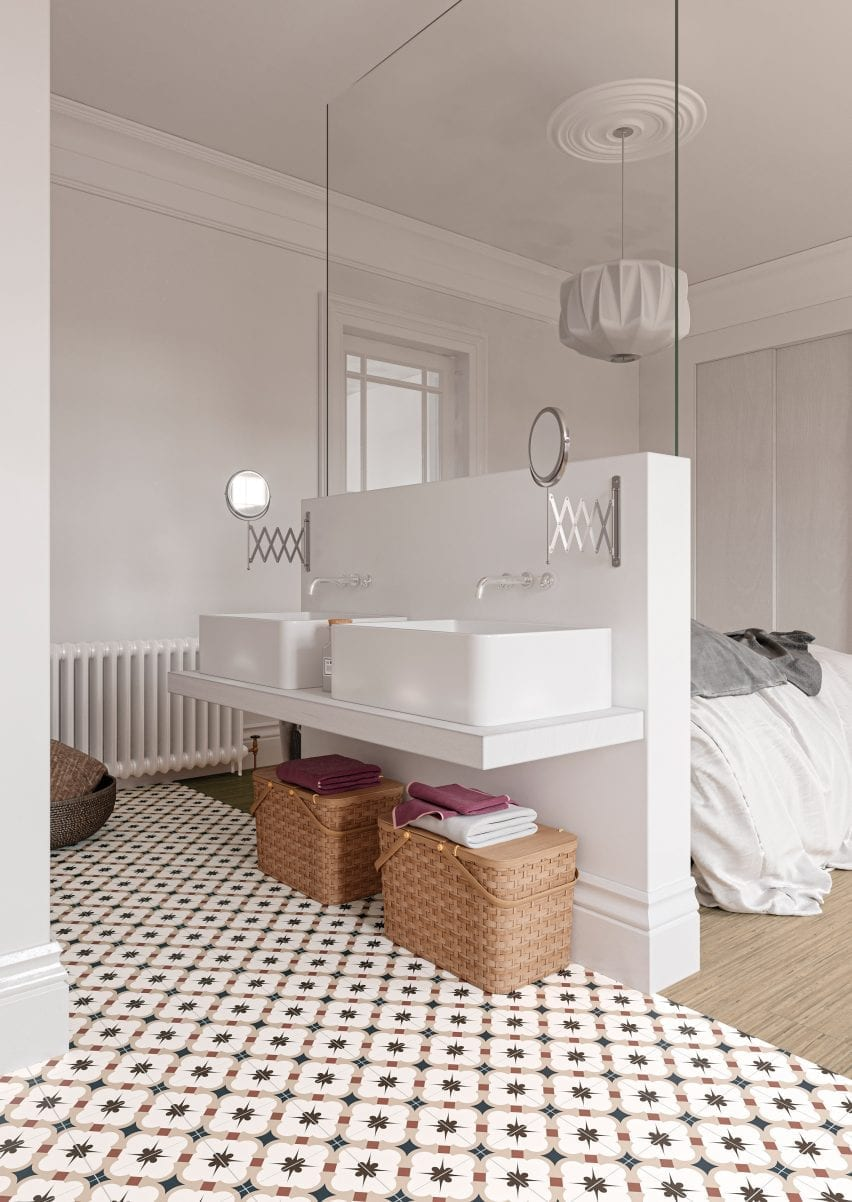 Grace tiles by Gayafores
