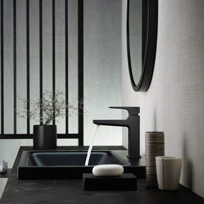 Hansgrohe bathroom taps