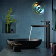 Hansgrohe shower and bathroom