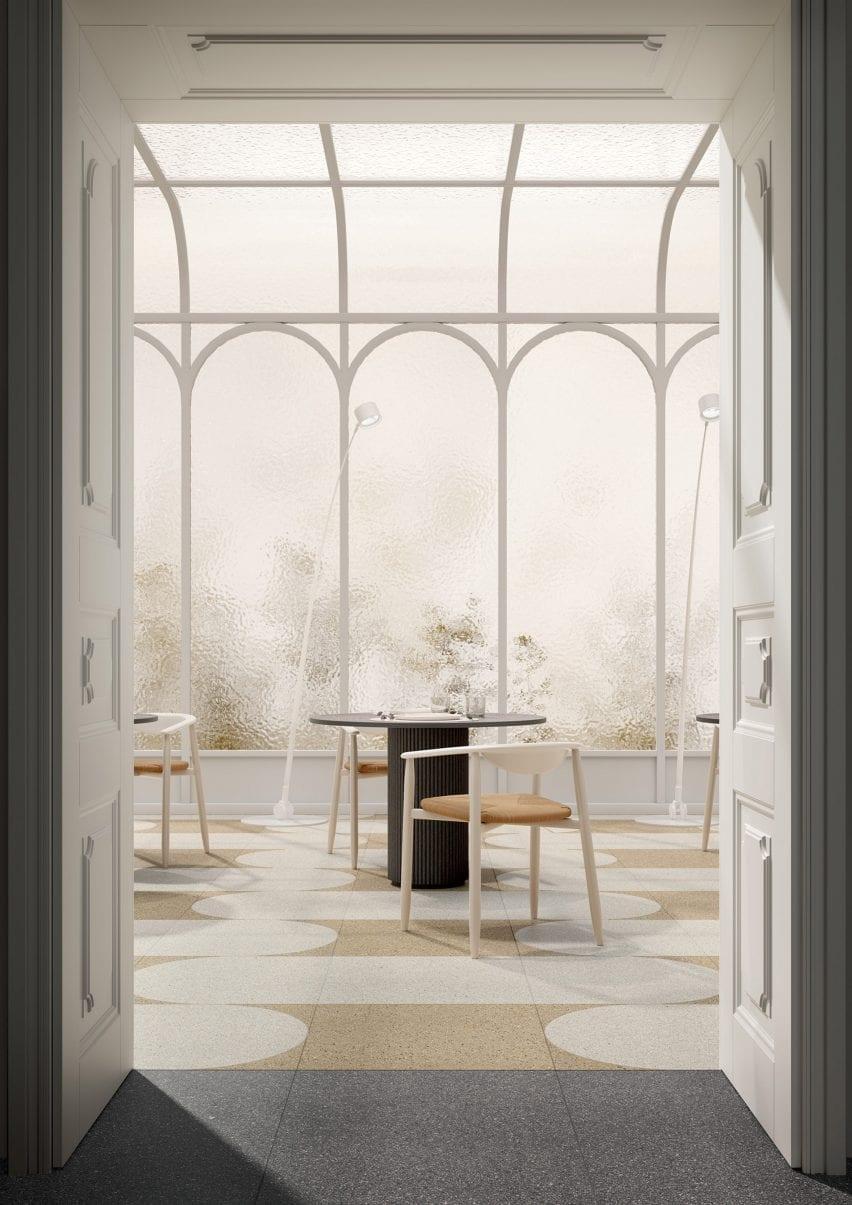 Il Veneziano tiles by Fiandre Architectural Surfaces