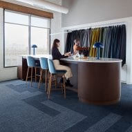 """Carpet brand Interface aims to run its business """"in a way that reverses global warming"""""""
