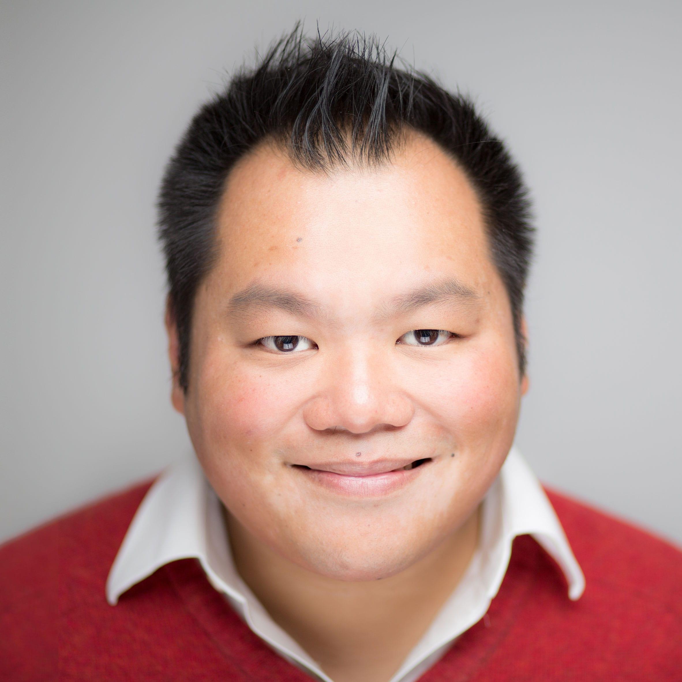 Interface sustainability leader Jon Khoo portrait