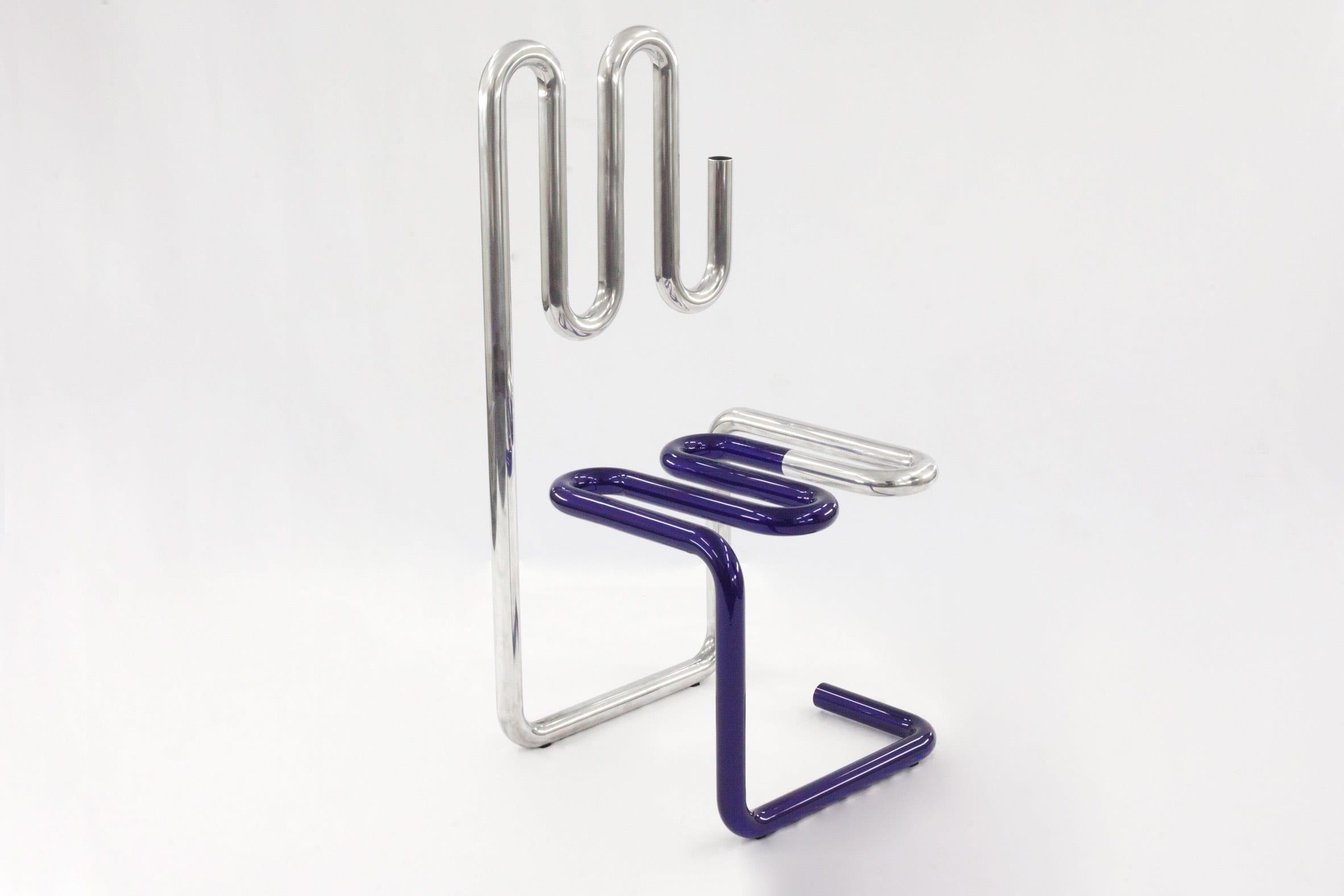 Chair Slurp by Jean-Baptiste Anotin