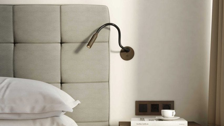 Lucca reading light by Astro Lighting
