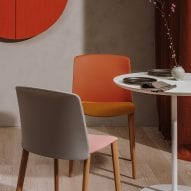 Mixu chair by Gensler for Arper among new products on Dezeen Showroom