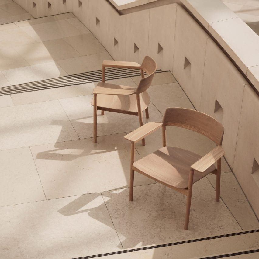 OVO Chairs by Foster + Partners for Benchmark