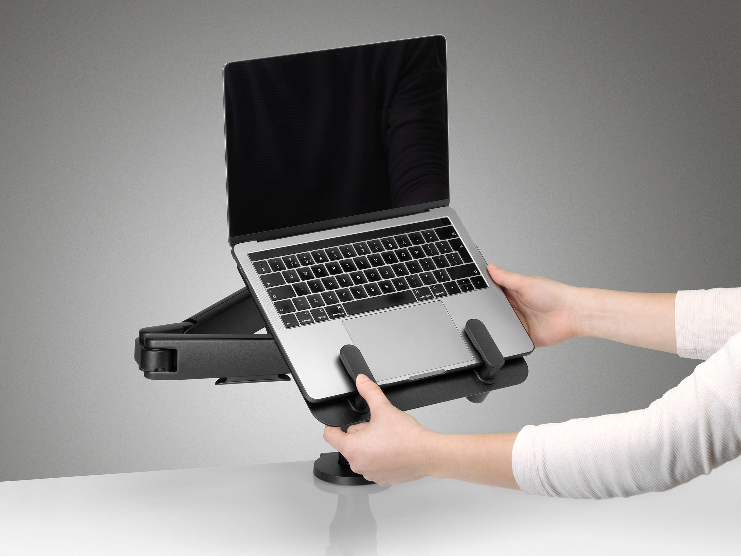 Ollin Laptop and Tablet Mount by Colebrook Bosson Saunders