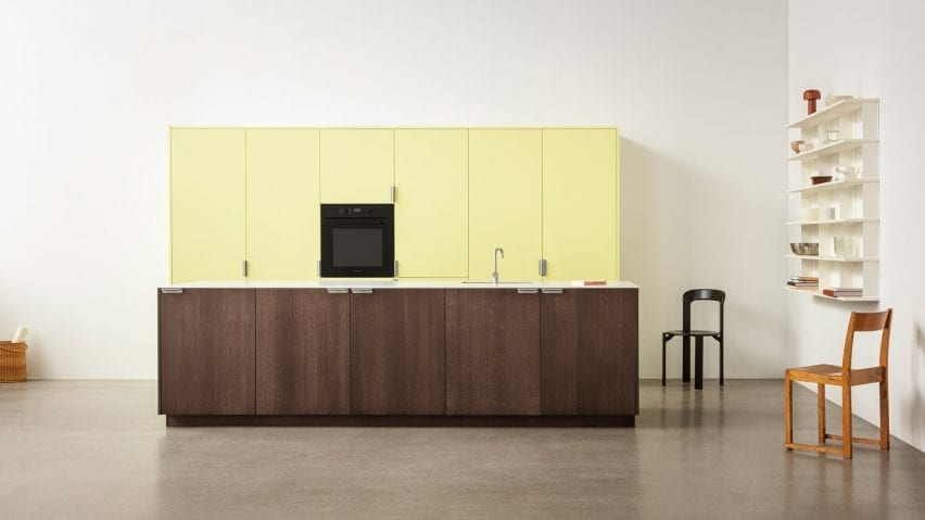 Unit kitchen by Reform