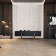 Rockwell tiles by Saloni