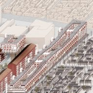 Ten student architecture projects from the University of Westminster