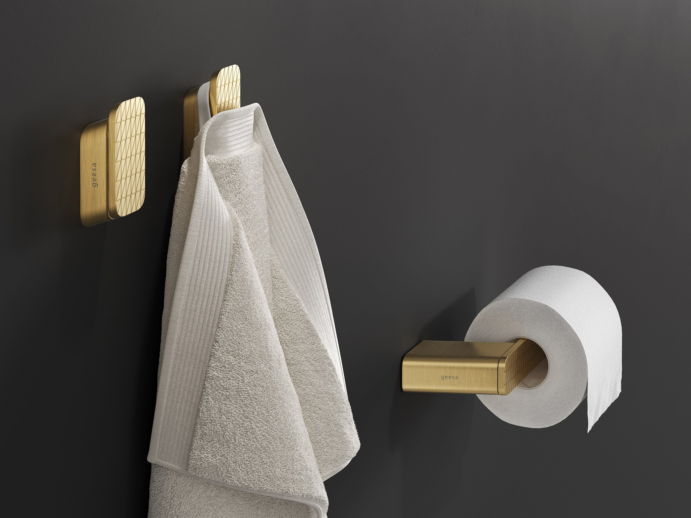 The Shift towel hook