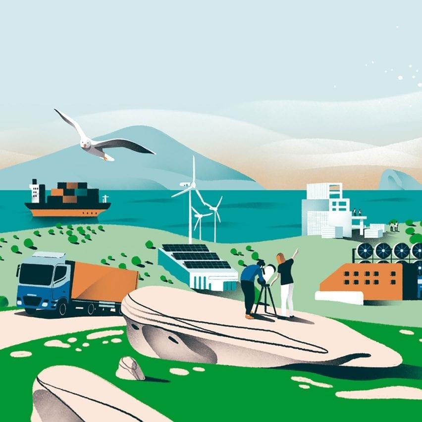 Shopify Sustainability Fund illustration