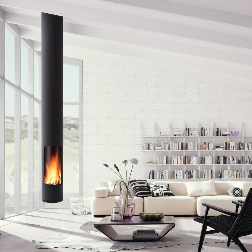 Slimfocus fireplace by Focus