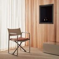 X75-2 chair by Lindau & Lindekrantz for Lammhults