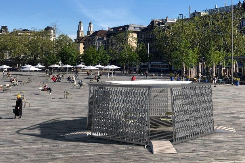 Zurich University of the Arts school show