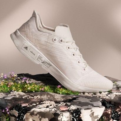 Futurecraft.Footprint trainer by Adidas and Allbirds