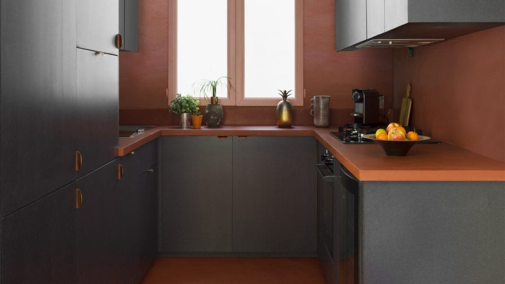 Eight compact U-shaped kitchens designed by architects | Tech News