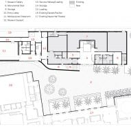 Baker Museum plans