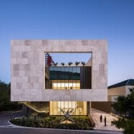 Weiss/Manfredi renovates and expands Florida's storm-damaged Baker Museum