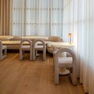 """Ashiesh Shah creates """"visually soft"""" restaurant interior in Mumbai"""