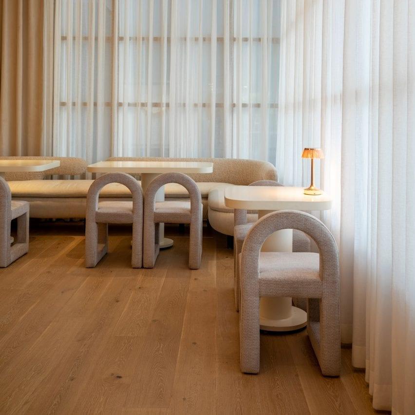 Sequel restaurant interior by Ashiesh Shah