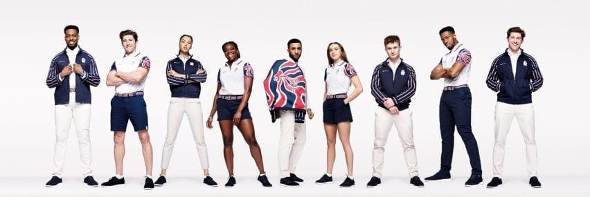 Ben Sherman uniforms