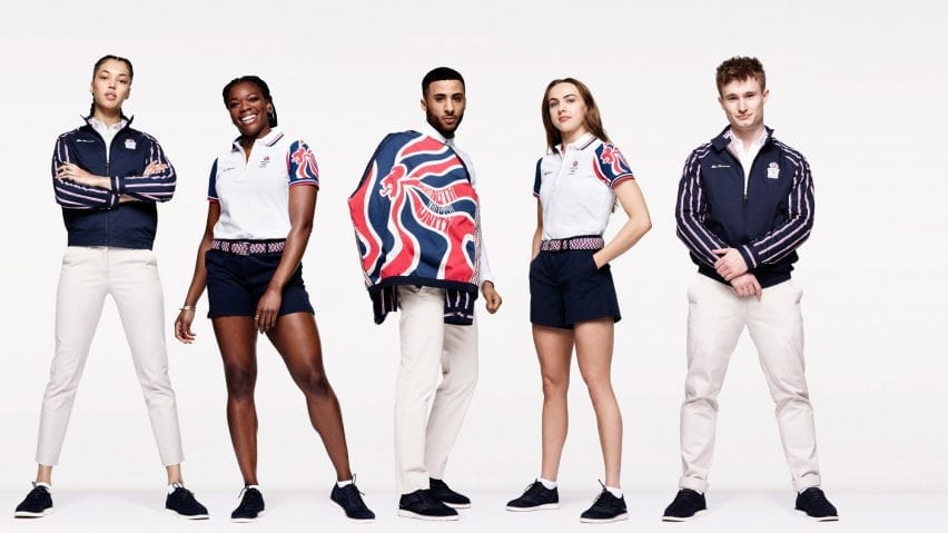 Team GB official Olympic uniforms
