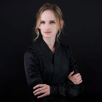 Charlotte McCurdy portrait