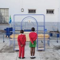 """Counterspace's Children's Courtroom installation """"teaches children about the justice system"""""""