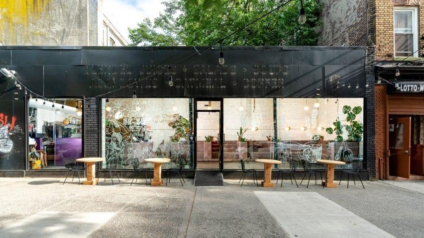 Daughter cafe by Christopher Al-Jumah