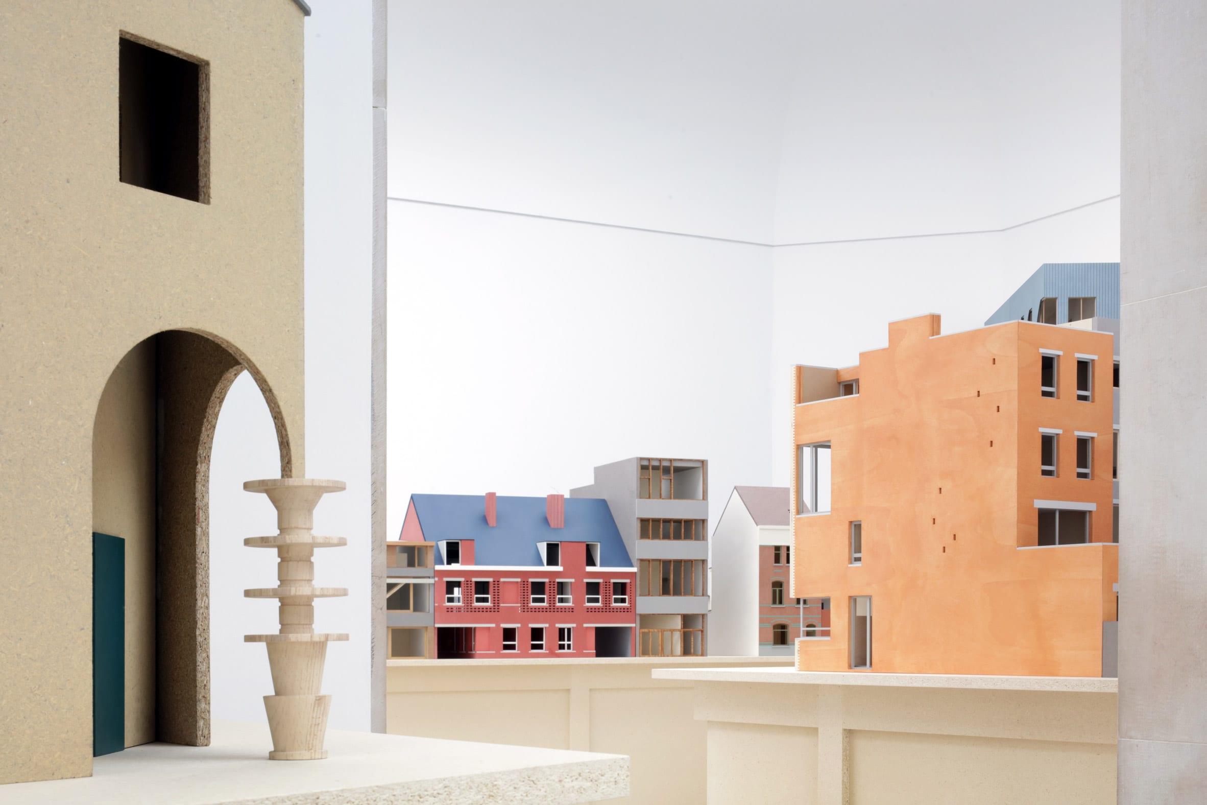 Exposición en la Bienal de Arquitectura de Venecia Venecia
