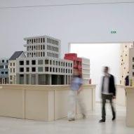 Visitors at Venice Biennale
