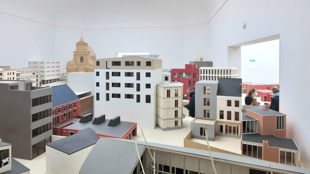 Dirk Somers creates fictional city from fifty recently completed Flemish buildings