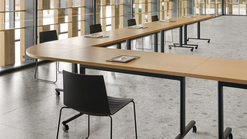 Connect Table by Gensler for Andreu World