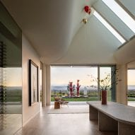 David Thulstrup revamps Donum Home at Sonoma County winery