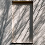 A bricked up window