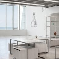 Daytrip channels Margate's rippled beach in revamped Turner Contemporary store