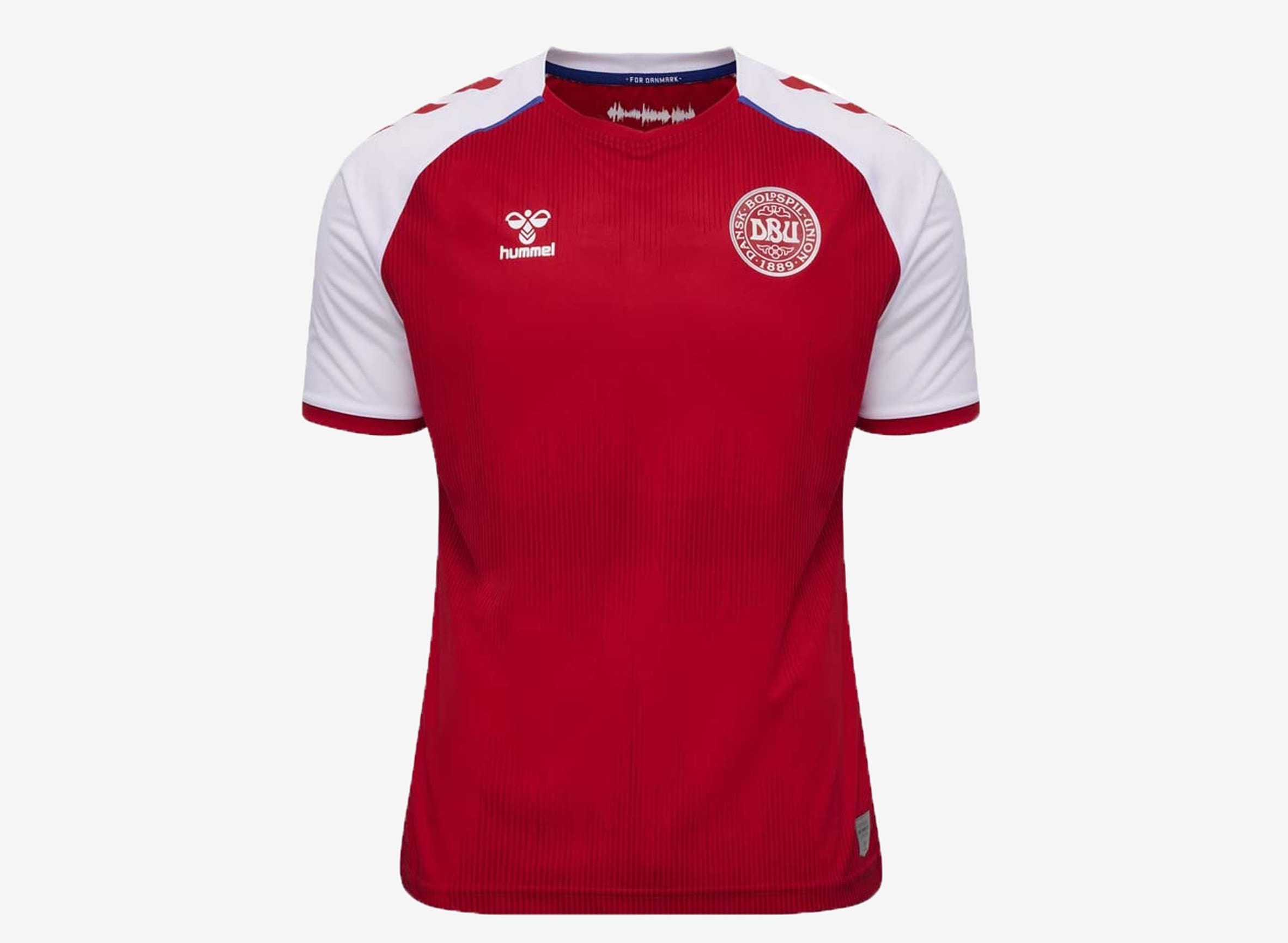 Denmark shirt by Hummel