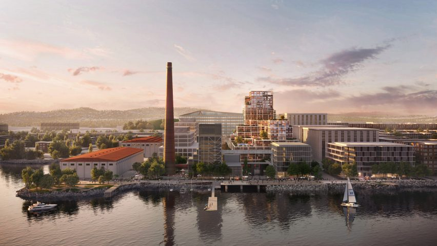 Dogpatch Power Station by Foster + Partners