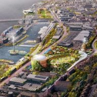 Former gasworks chosen as site for Eden Project Dundee