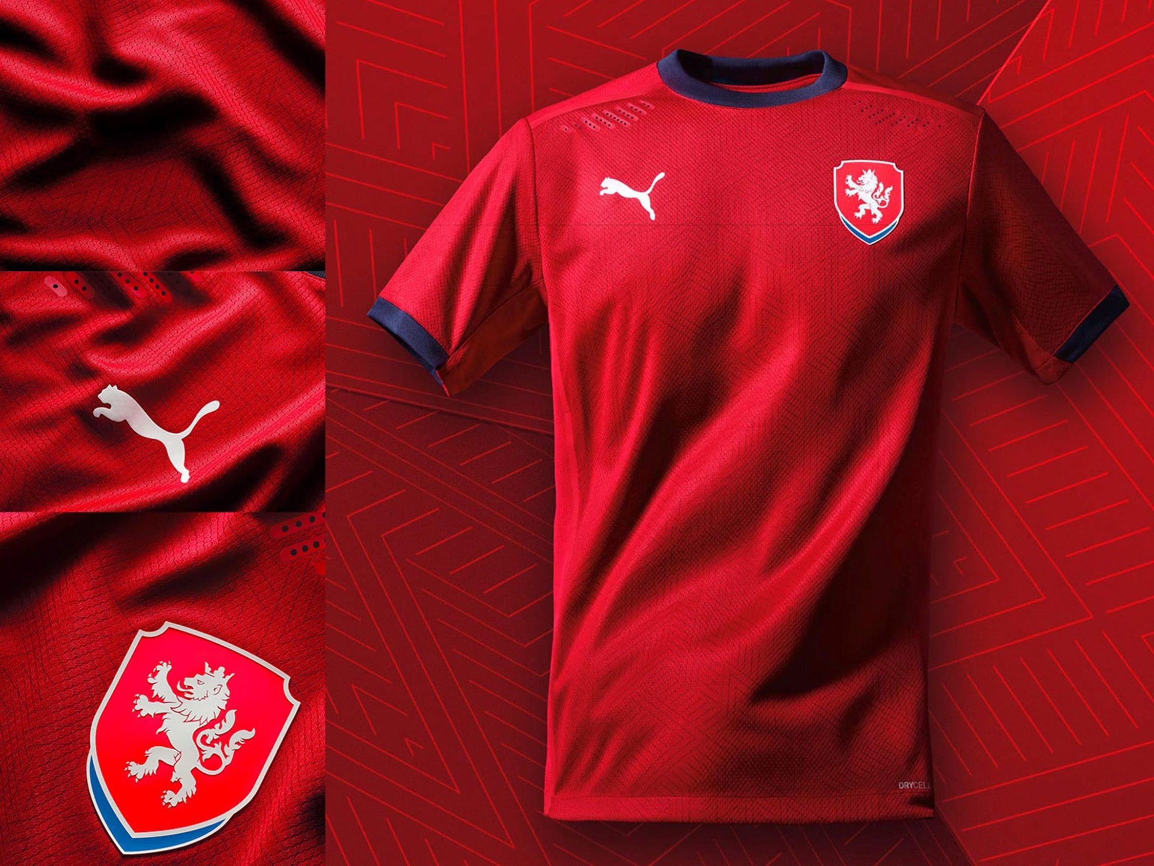 Puma kit for Switzerland