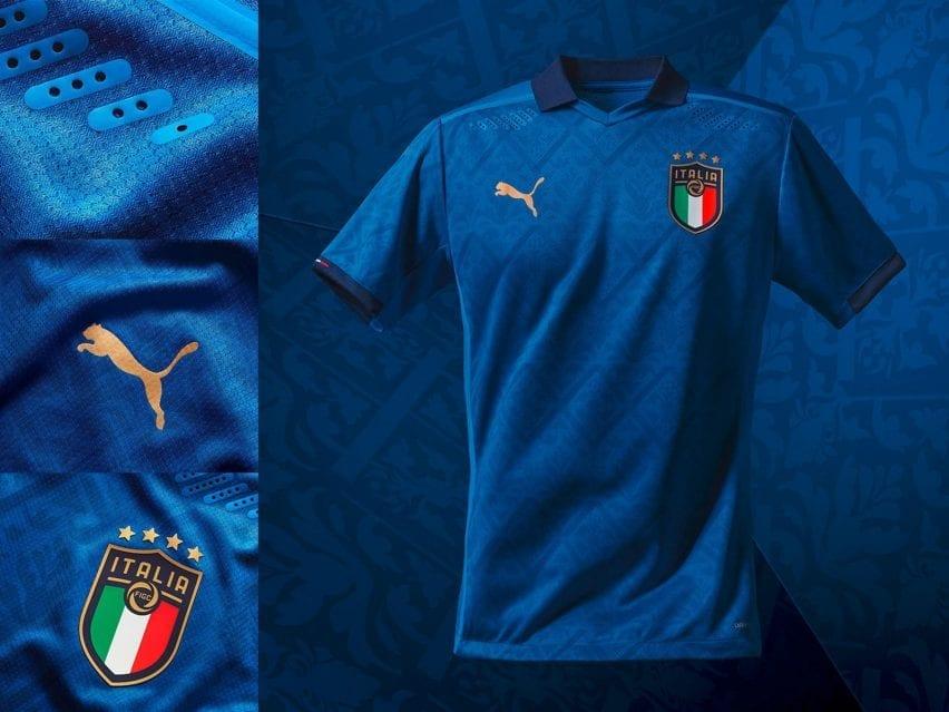 Italy Euro 2020 shirt